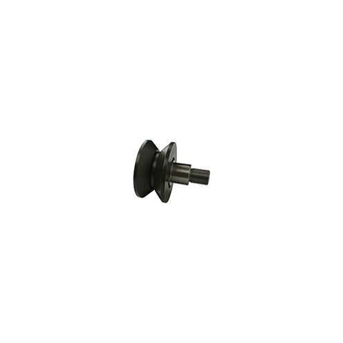 width to groove center: Osborn Load Runners VLRSE-2 V-Groove Cam Followers
