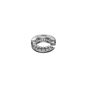 overall width: Timken T107-904A1 Tapered Roller Thrust Bearings