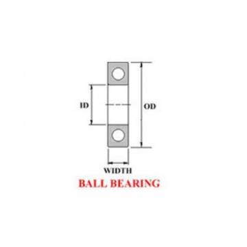 precision rating: FAG (Schaeffler) 4209B.TVH Angular Contact Bearings