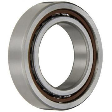 row type & fill slot: Rollway 7309 BM Angular Contact Bearings