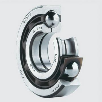 radial static load capacity: FAG (Schaeffler) QJ317-N2-MPA Four-Point Contact Bearings