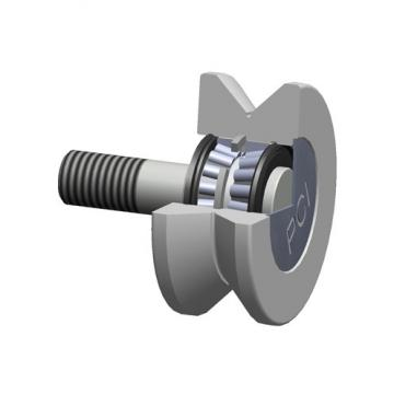 roller shape: PCI Procal Inc. VTR-5.50 V-Groove Cam Followers