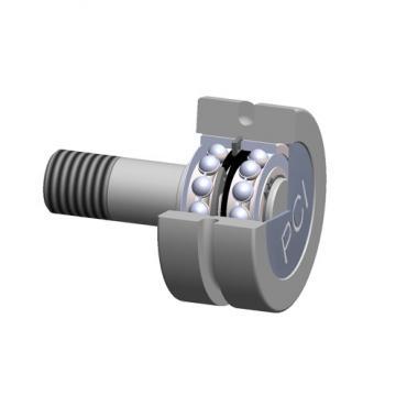 roller material: PCI Procal Inc. UTR-2.937-A V-Groove Cam Followers