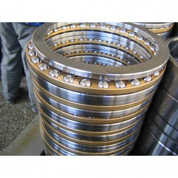 fillet radius: Timken (Fafnir) 7303W SU Angular Contact Bearings
