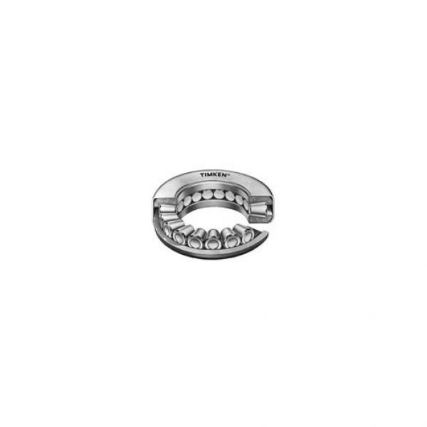 fillet radius: Timken T127-904A1 Tapered Roller Thrust Bearings #2 image