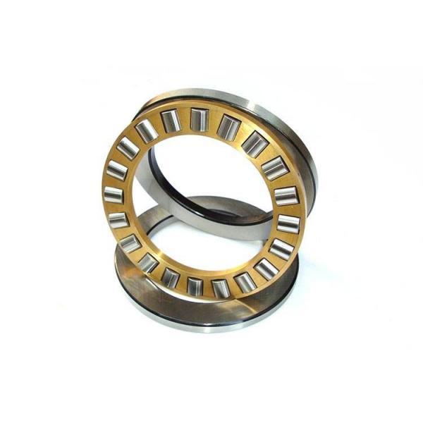 fillet radius: Timken T127-904A1 Tapered Roller Thrust Bearings #1 image